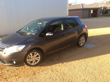 2011 Toyota Corolla Narromine Narromine Area Preview