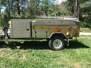 Cub Brumby Camper Trailer Kilcoy Somerset Area Preview