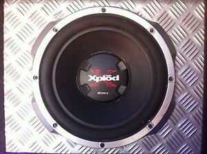 SUBWOOFER SONY XPLOD Broome Broome City Preview