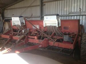Case 24 Run 3 row direct drill Combine Cootamundra Cootamundra Area Preview