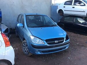 2008 Hyundai Getz WRECKING Campbellfield Hume Area Preview