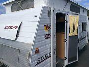 2007 Oasis pop top bunk bed caravan Launceston Launceston Area Preview