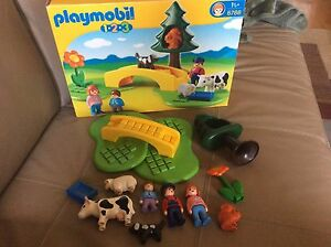 Meadow Path 1.2.3 Imaginative Play Set by PLAYMOBIL 6788