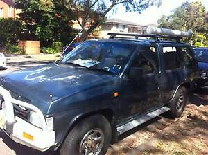 Blackbeast4wd is Buying Nissan terrano  any condition up to $3000 Lane Cove Lane Cove Area Preview