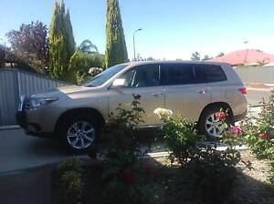 2011 Toyota Kluger Wagon Nuriootpa Barossa Area Preview