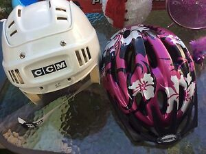 Helmets for girls