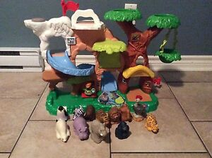 Fisher Price Zoo talkers