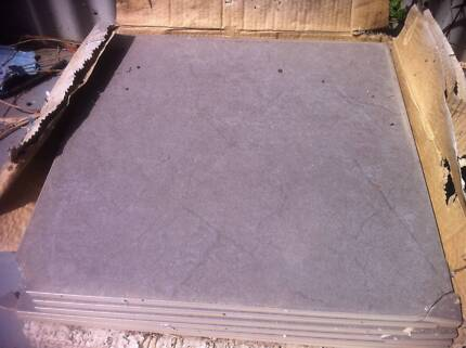 11sqm Floor Tiles 40x40cm Building Materials Gumtree Australia