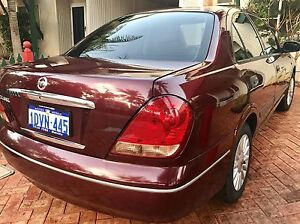 Nissan Pulsar 2004 Broome Broome City Preview