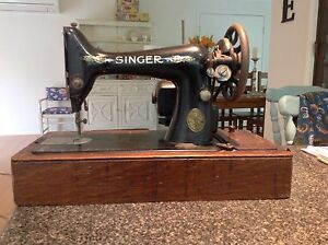 Antique Singer Electric Sewing Machine Mudgeeraba Gold Coast South Preview