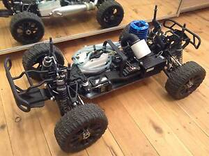 Nitro RC Buggy 1/8 - Comes with everything Torrens Woden Valley Preview