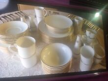Wedgwood Bone China 8 person Dinner setting Mudgeeraba Gold Coast South Preview