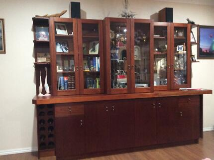 Wall unit for sale | Cabinets | Gumtree Australia Swan Area ...