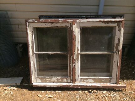 Casement opening windows