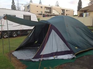 10' x 10' Camping tent   Camping & Hiking   Gumtree ...