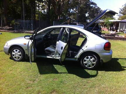 1996 Ford Laser Hatchback AUTO/AIR/RWC/REGO (PRICED TO SELL). Shailer Park Logan Area Preview
