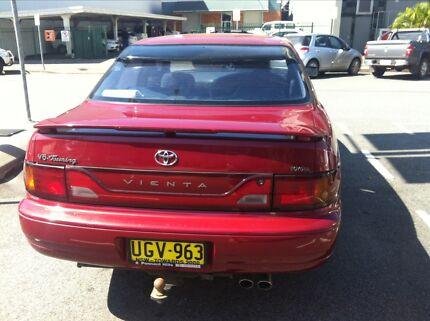 1996 Toyota Vienta Sedan Parramatta Park Cairns City Preview