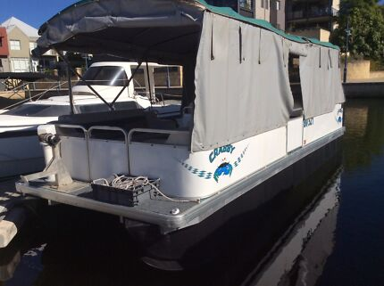 Pontoon party boat South Perth South Perth Area Preview