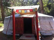 Yurt for rent - traditional Mongolian round house Alphington Darebin Area Preview