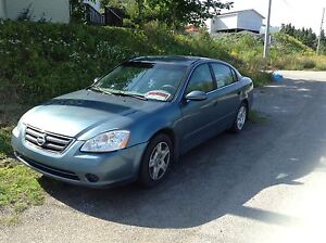 For Sale 2002 Nissan Altima