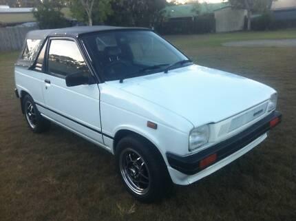 1987 Suzuki Mighty Boy soft top