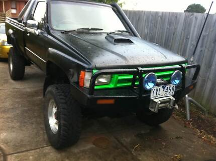 1988 Toyota Hilux Endeavour Hills Casey Area Preview