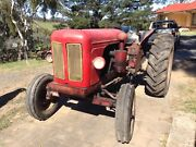 1969 David Brown tractor plus parts Lobethal Adelaide Hills Preview