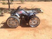 Suzuki Quad bike ATV  160 Quadrunner Irymple Mildura City Preview