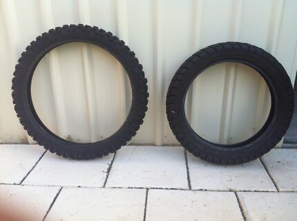 motorcycle tyres Thornlie Gosnells Area Preview