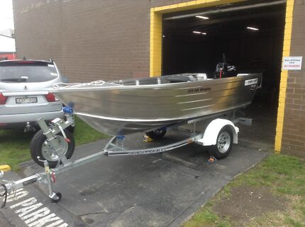 Brand new Mako Craft  3.71 HD Open Dinghy Sunshine Brimbank Area Preview