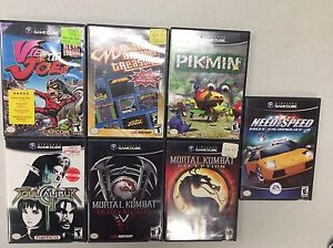Nintendo GameCube Games Kitchener / Waterloo Kitchener Area image 1