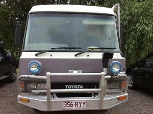Toyota campervan Nambour Maroochydore Area Preview