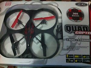 Quad Copter Denman Muswellbrook Area Preview