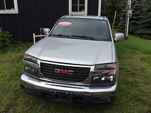 2011 Chev Canyon ext cab 2wd