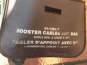 Car Booster Cables