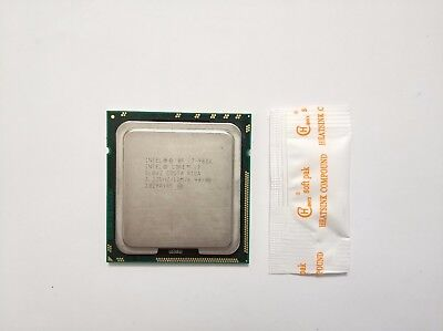 Intel Core i7 Extreme Edition 980X 3.33 GHz Six Core Socket LGA1366 CPU for sale  Shipping to Canada