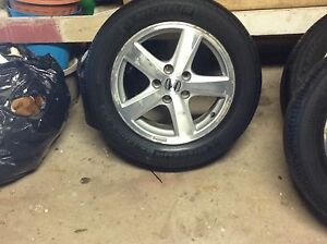 Honda 16 in Accord rims for sale fit 2003 to 2007