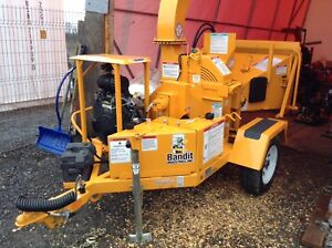 Industrial Wood Chipper For Rent