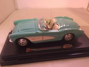Diecast Chevy 1957 Convertible 1:24 Peterborough Peterborough Area image 1