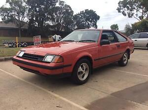 1982 Toyota Celica Coupe Camperdown Inner Sydney Preview