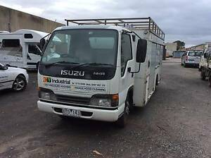 2004 ISUZU MOD NKR200 - BUSINESS OPPORTUNITY POTENTIAL Langwarrin Frankston Area Preview