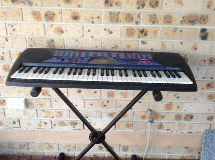 Casio Keyboard Revesby Heights Bankstown Area Preview