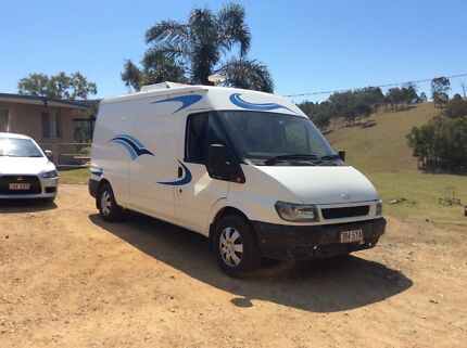 2002 Ford transit Van Rathdowney Ipswich South Preview
