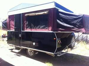 Deluxe Camper trailer Rockhampton Rockhampton City Preview