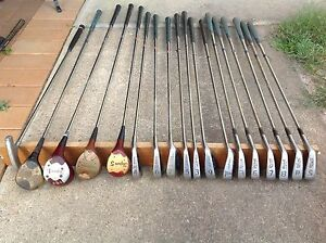 Bag of right hand golf clubs. Mixed. Sippy Downs Maroochydore Area Preview