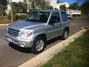 2002 Mitsubishi Pajero Coupe Ripley Ipswich City Preview