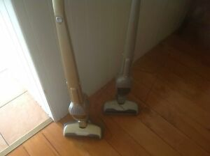 Two Electrolux upright vacuum cleaners - not working Gladstone Surrounds Preview