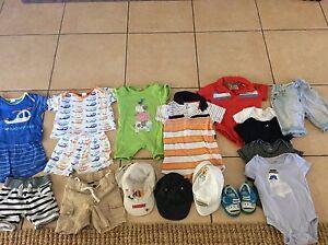 Baby boy summer bundle 6-12months Calamvale Brisbane South West Preview