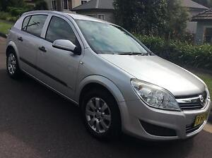 2007 Holden Astra 74000 km Manual 11mth Rego Ryde Ryde Area Preview