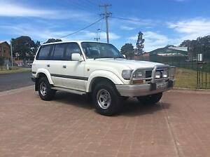 1993 Toyota LandCruiser Wagon AUTO 8 SEATER South Nowra Nowra-Bomaderry Preview